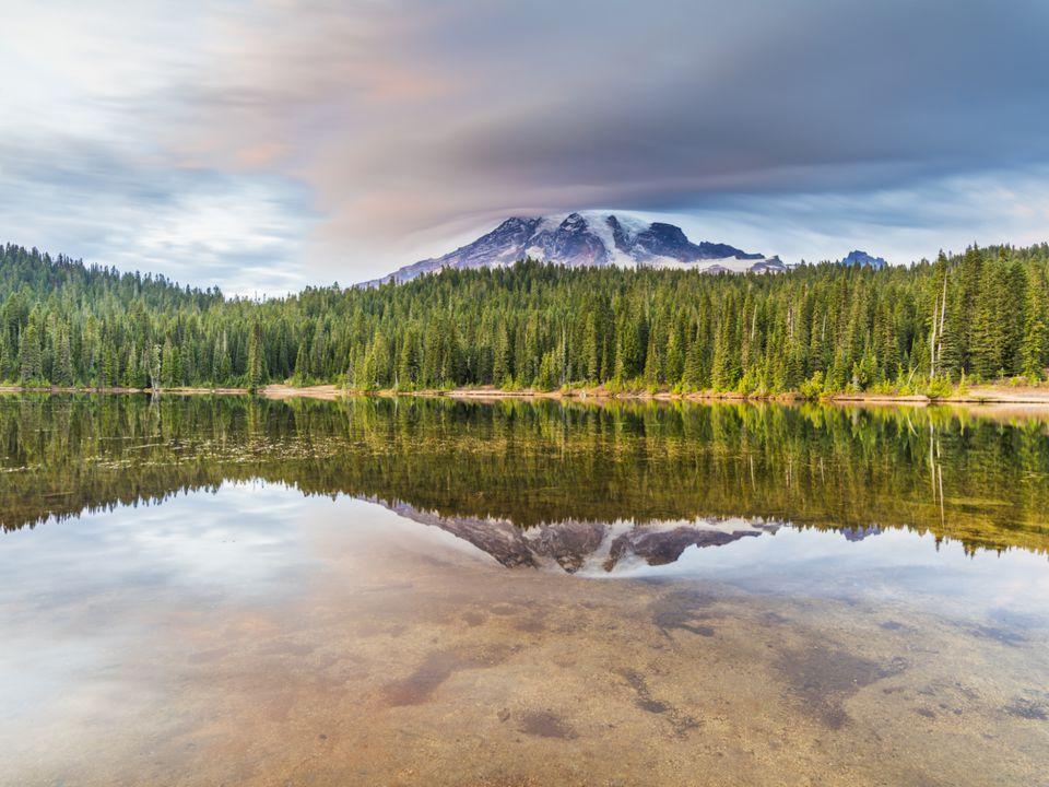 Washingtons Mount Rainier National Park A Travel Guide