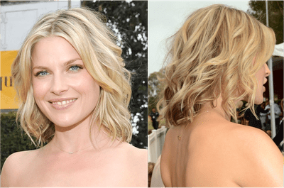Wavy hair how to get the best haircut how to nail the medium length hair trend urmus Image collections