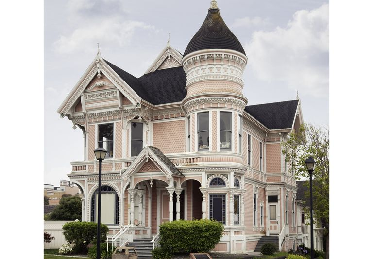 Queen Anne Style Victorian Home With Eastlake Details