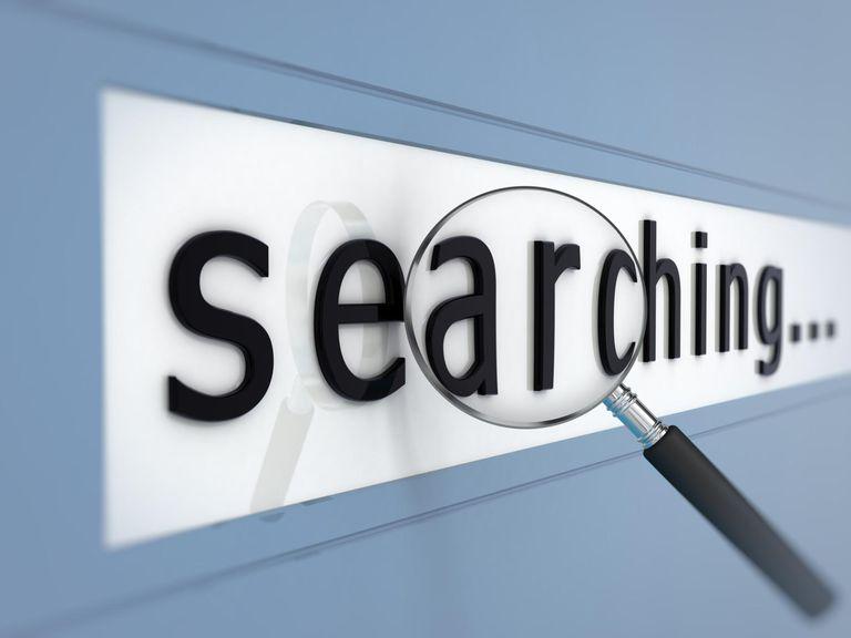 Internet search graphic