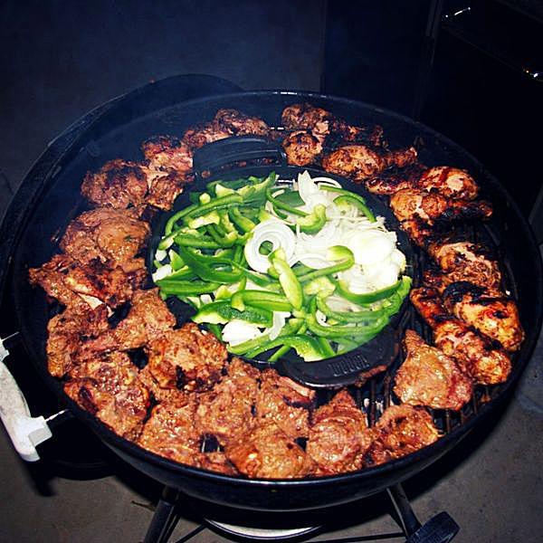 Tandoori Mixed Grill