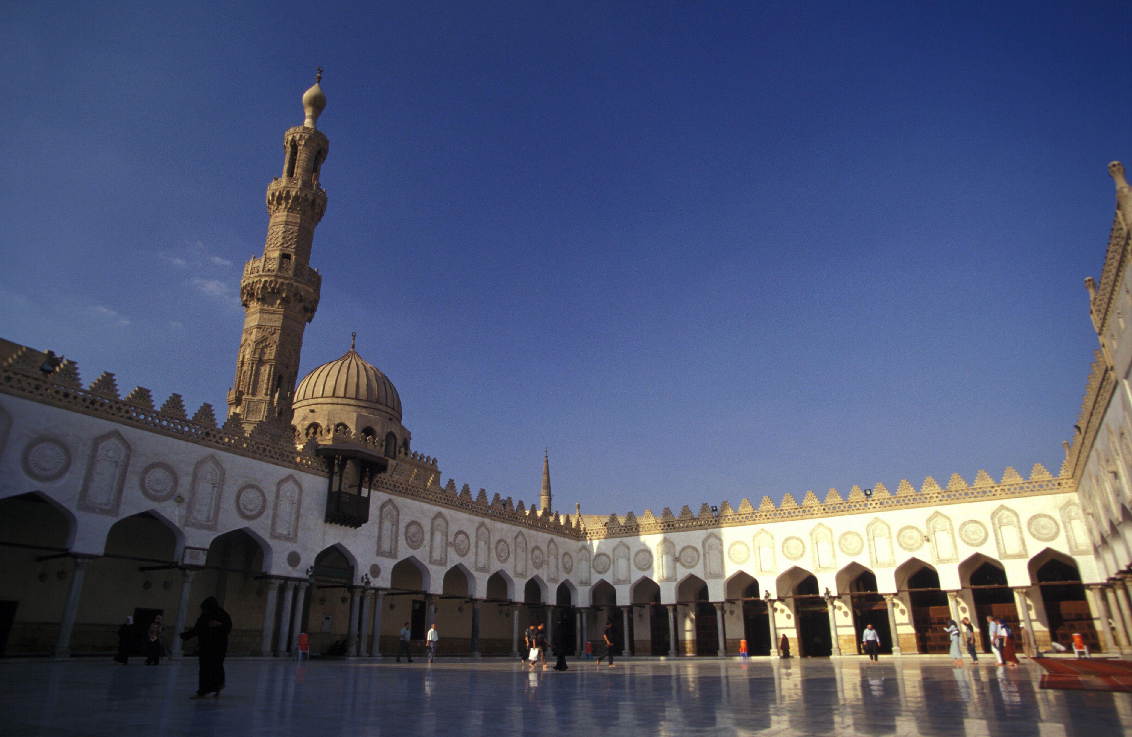 Al Azhar Mosque Cairo The Complete Guide