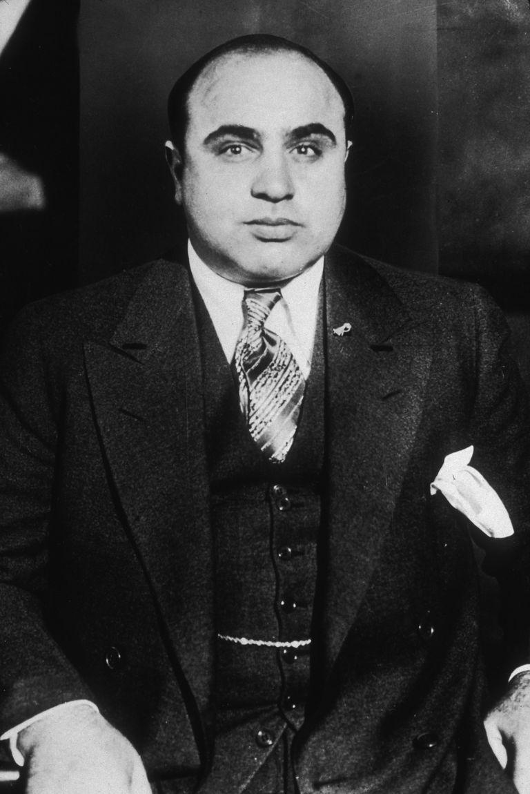 Al Capone Around 1935