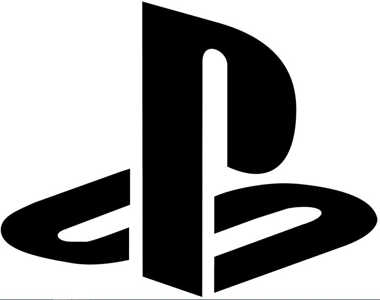Screenshot of the PlayStation logo