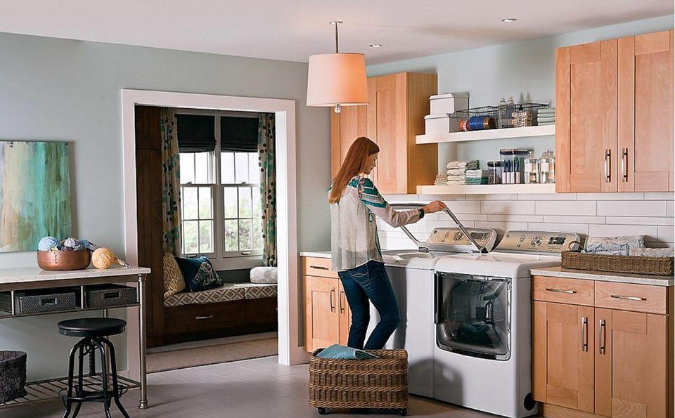 50 Inspiring Laundry Room Design Ideas