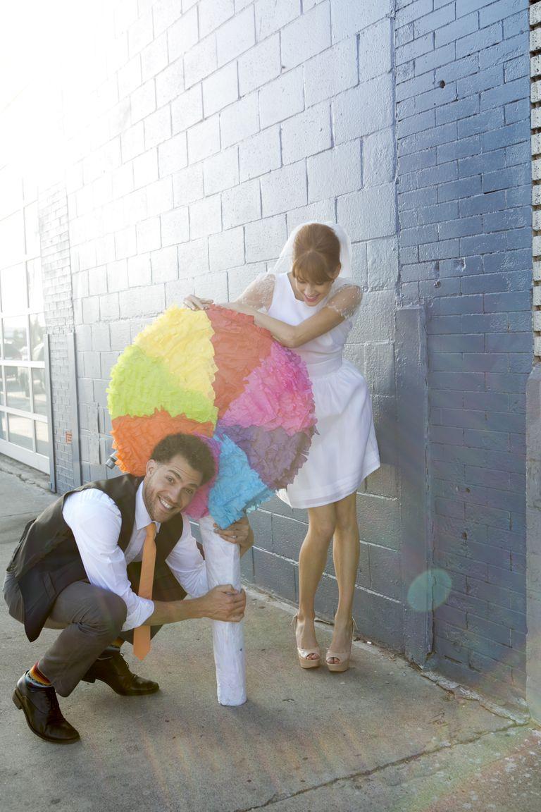 Top 10 actividades divertidas para recepción de bodas.
