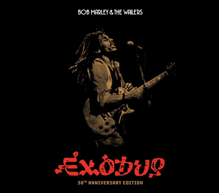 Bob Marley and the Wailers - 'Exodus'