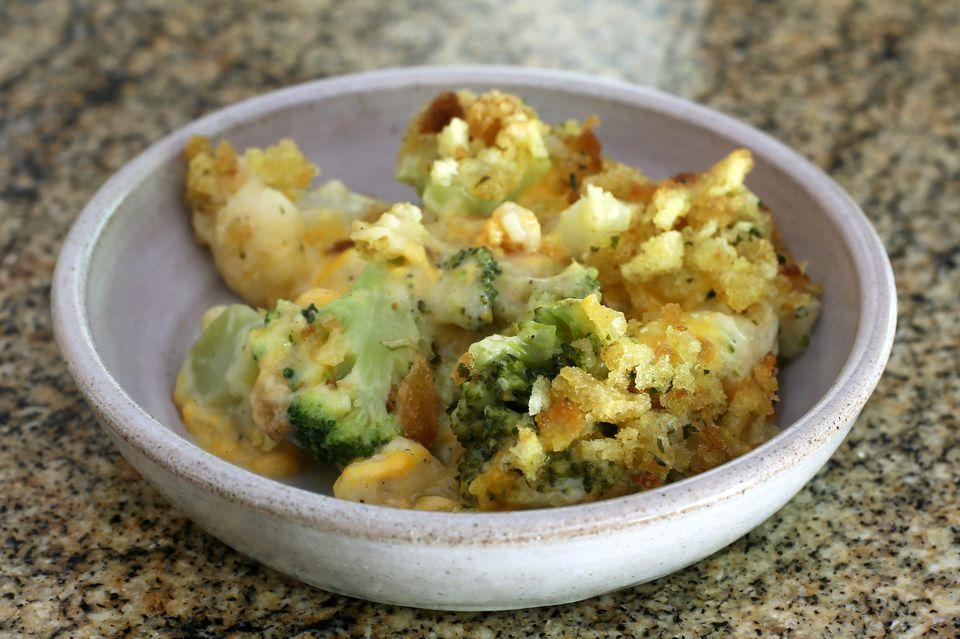 Crock Pot Broccoli Casserole Recipe