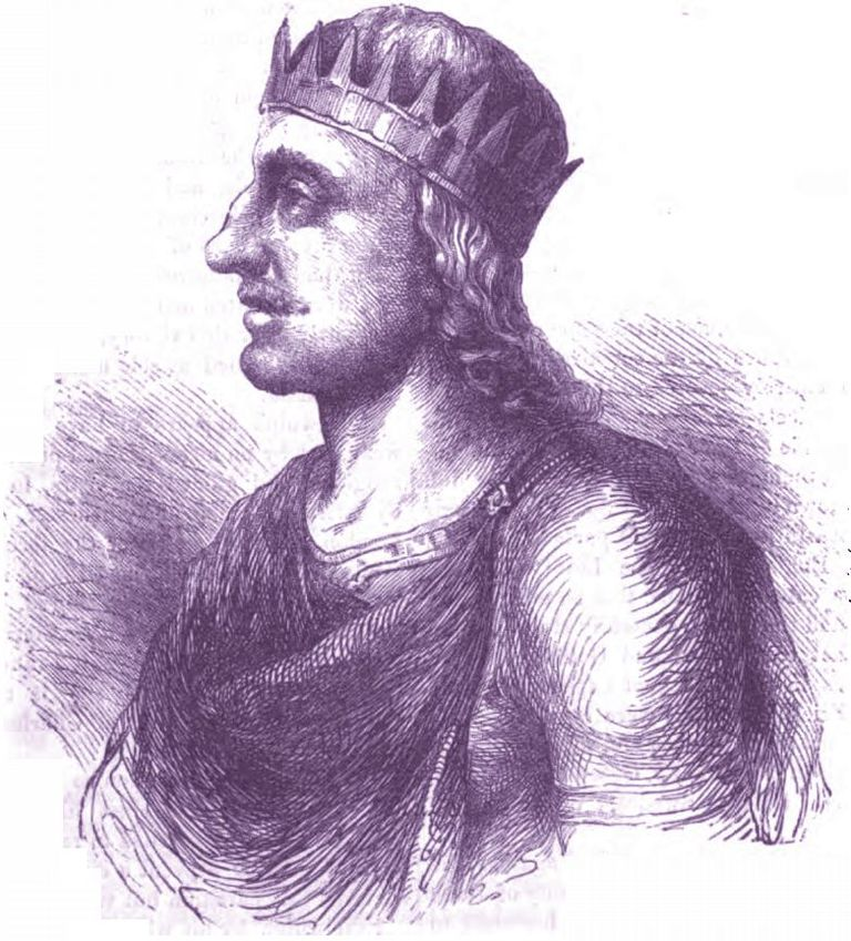 King Egbert of Wessex