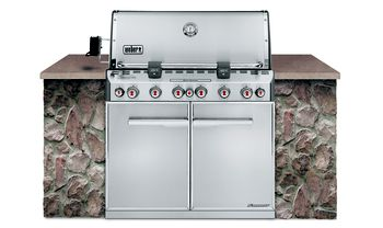 Weber S 660 >> Weber Summit S-420 Gas Grill Review