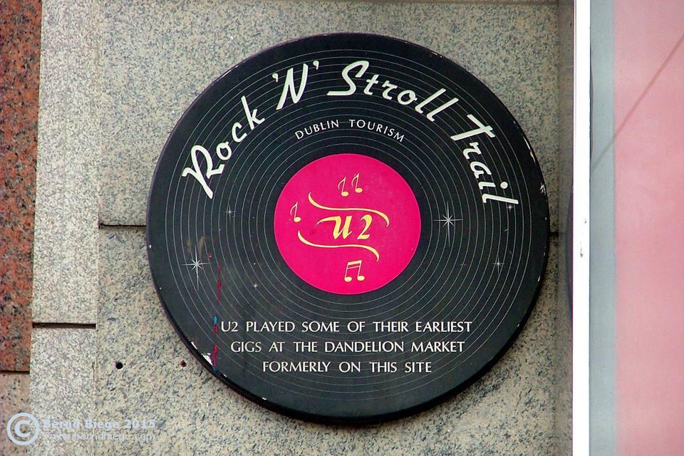 "Dublin's non-seminal ""Rock'n'Stroll"""