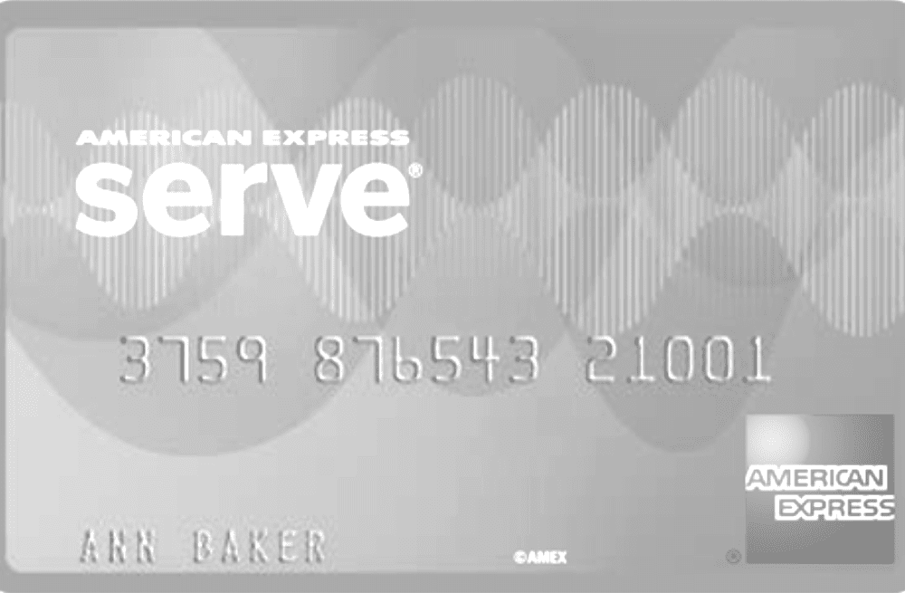 American Express Serve Cash Back
