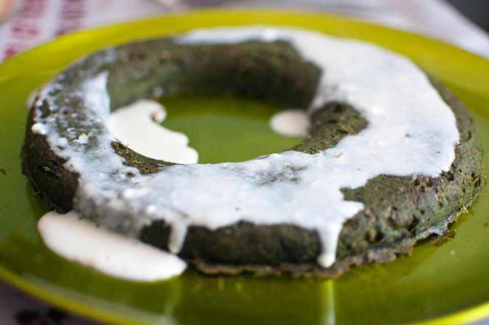 Spinach sformato