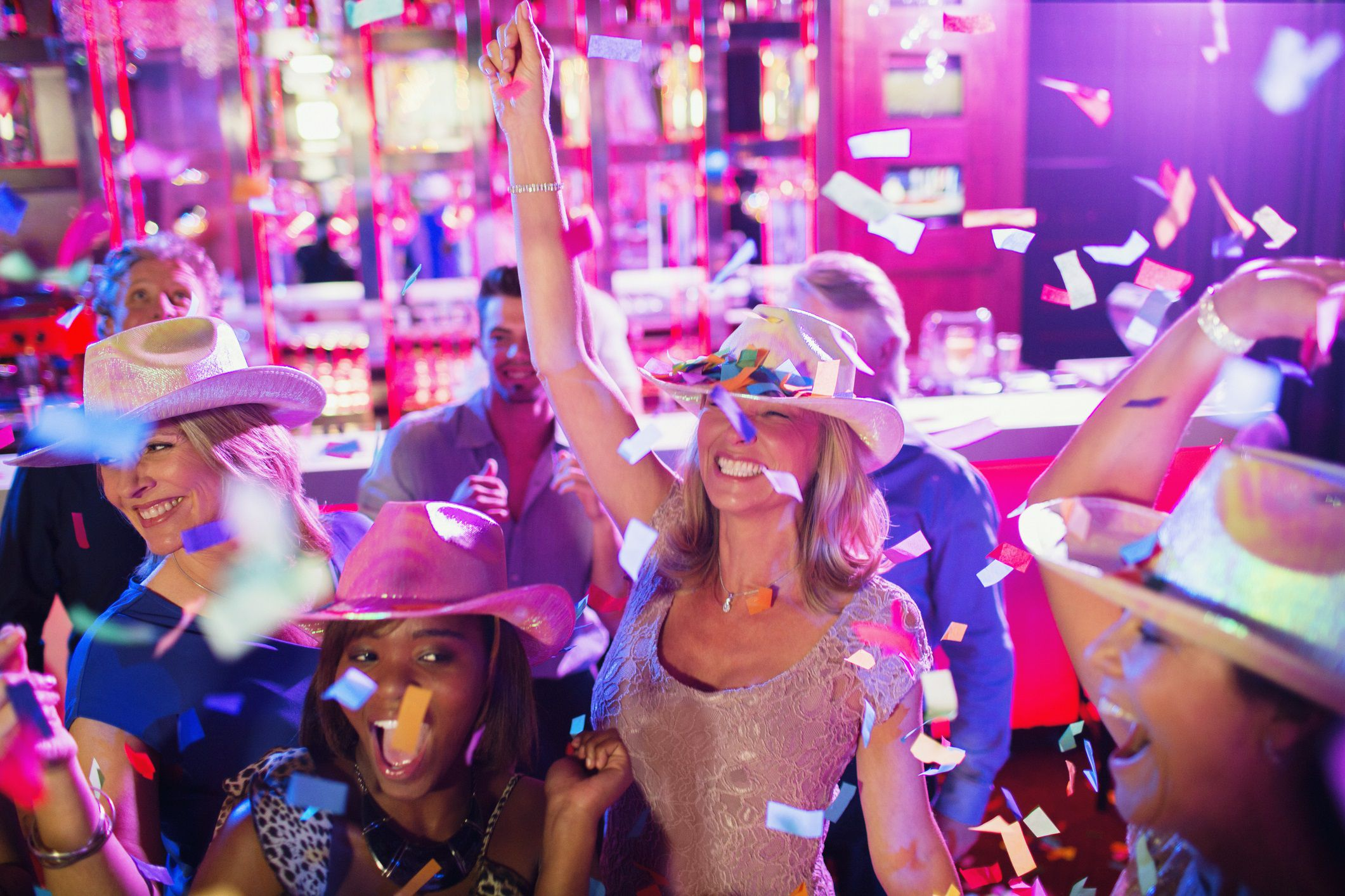 Fun Activities And Themes For Bachelorette Parties