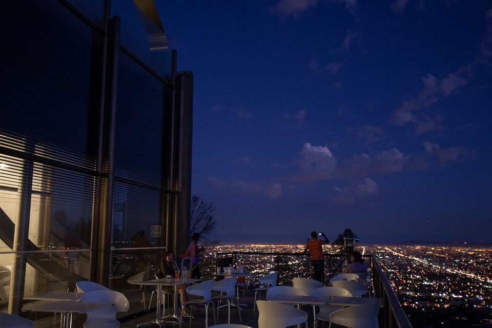 Romantic Restaurants Near Griffith Observatory