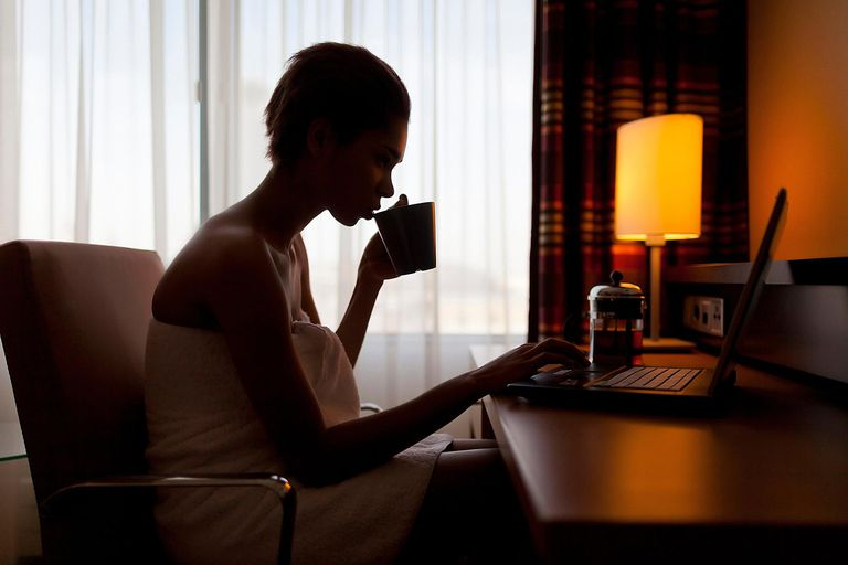 Coffee at Desk - Image Source - GettyImages-152414953