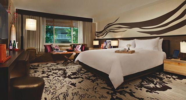 Nobu Hotel Caesars Palace in Las Vegas