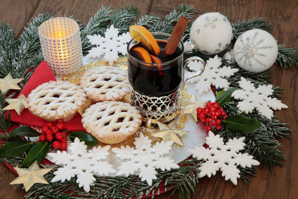 Christmas foods in england and the british isles mince pies the taste of a british christmas sciox Image collections