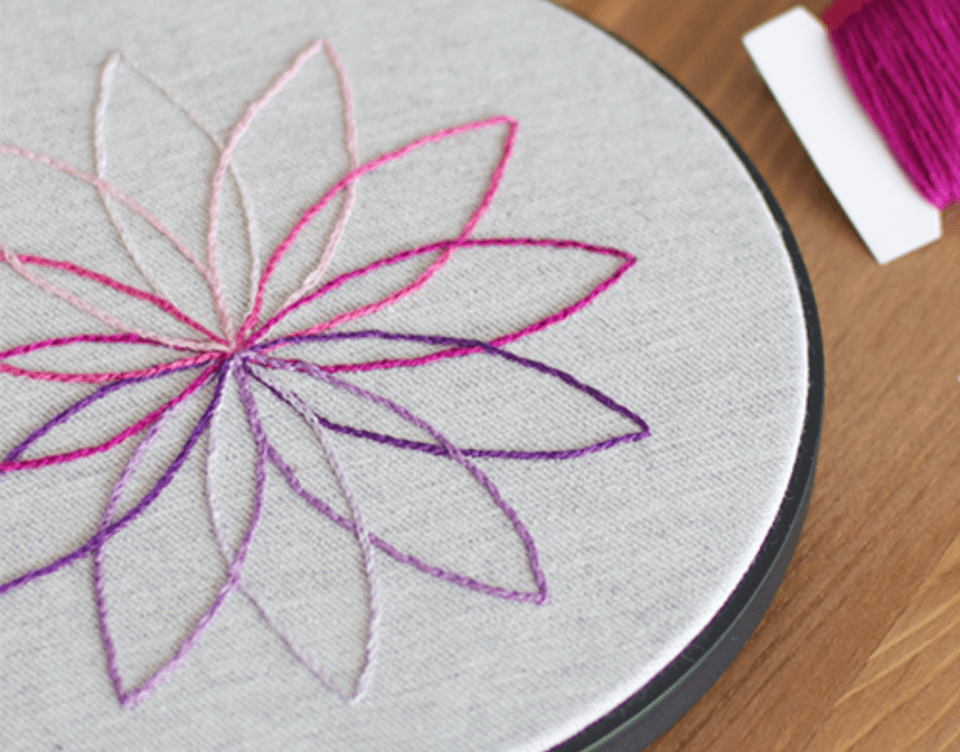 Free embroidery patterns for beginners