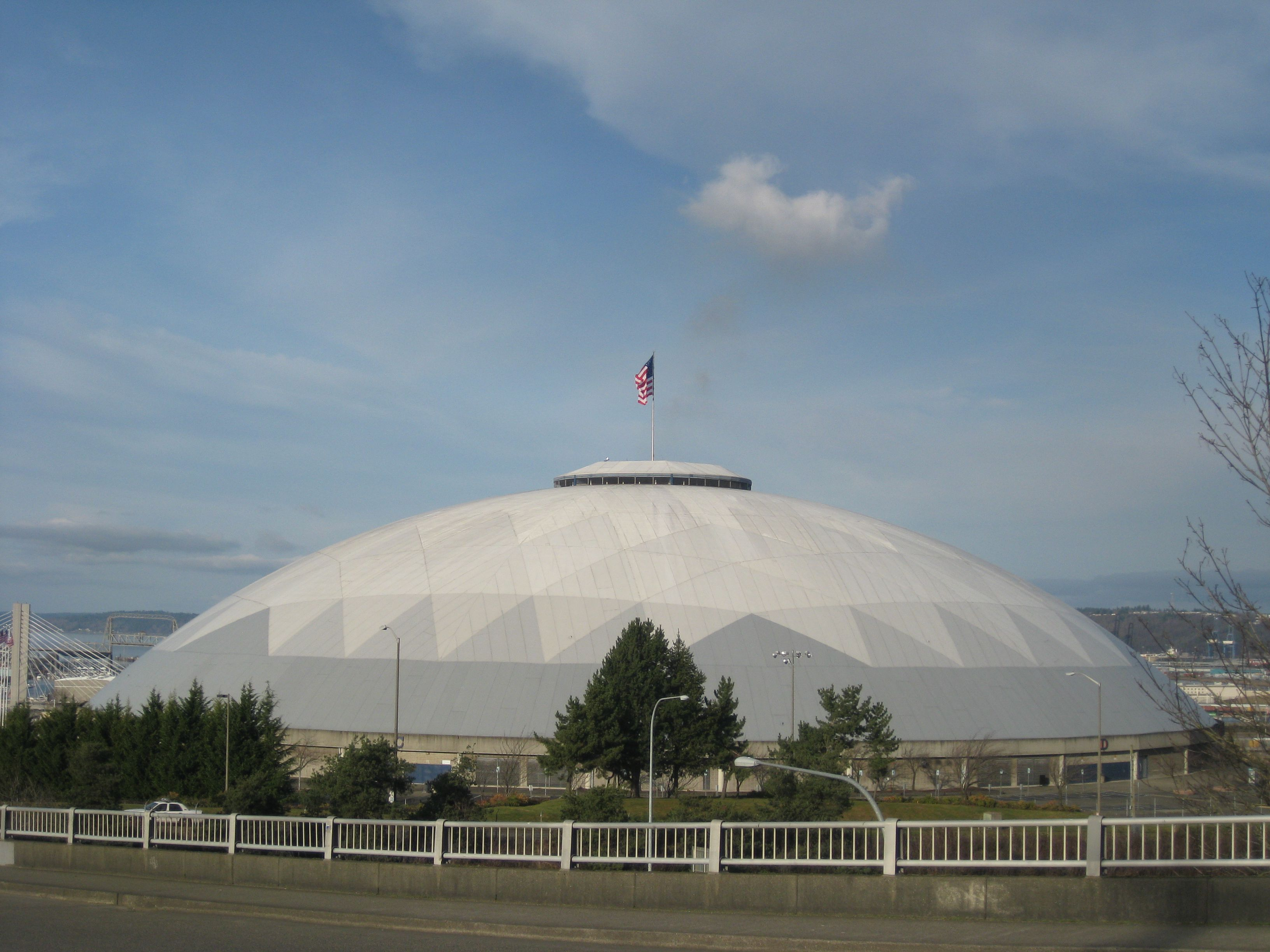 Tacoma Dome One Of Tacoma S Most Recognizable Landmarks