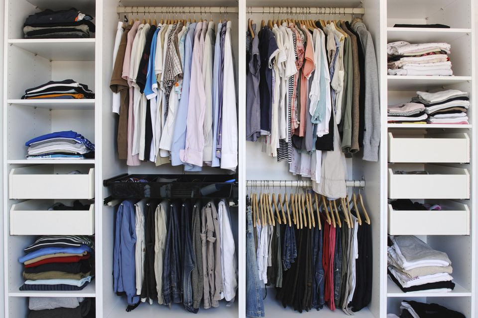 11 best closet storage ideas for Storage solutions for small closets