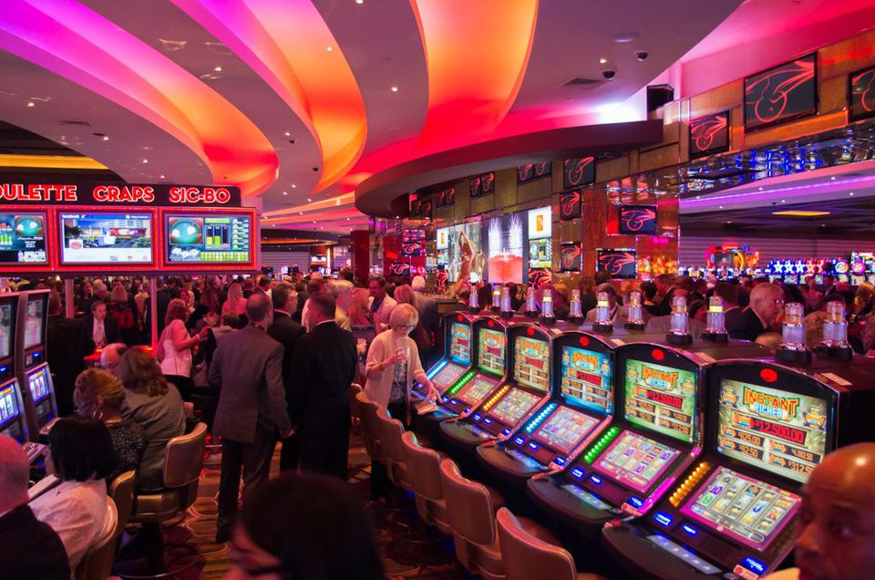 Gambling, Betting and Online Casinos in Maryland