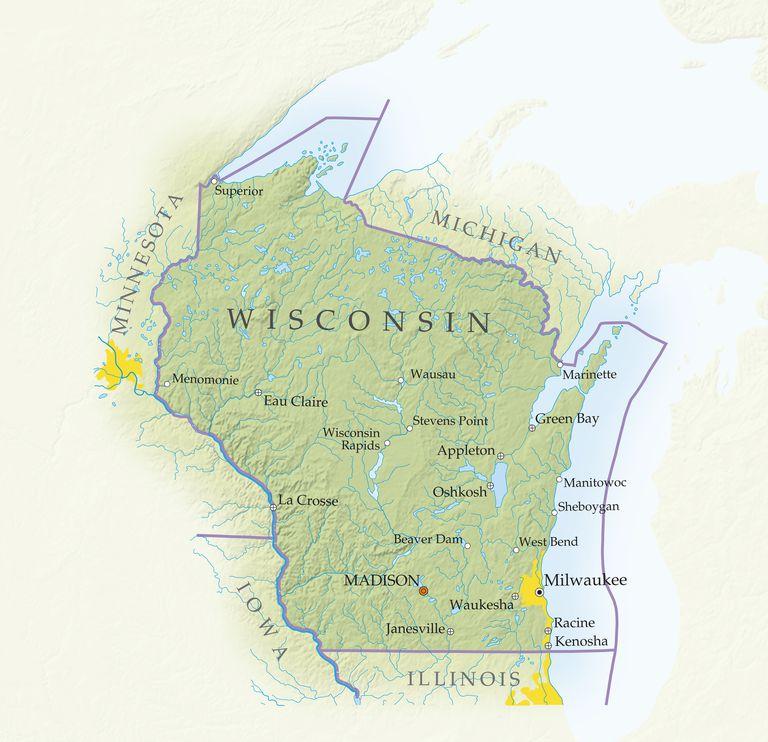 Wisconsin Divorce Laws