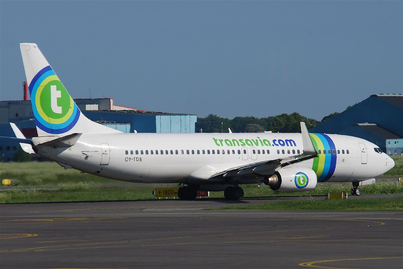 Flying Cheaply With Transavia Airlines In Europe