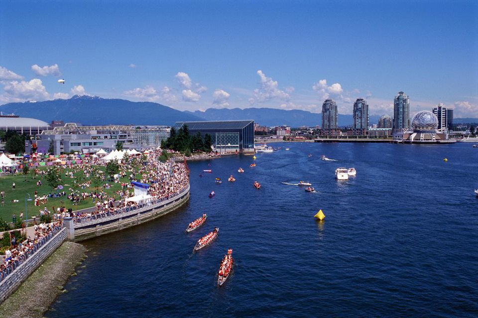Weather Vancouver: Vancouver In June Weather And Event Guide