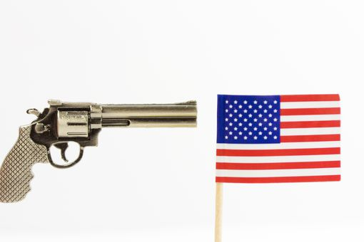 It is easy to buy and shoot a gun in the United States of America