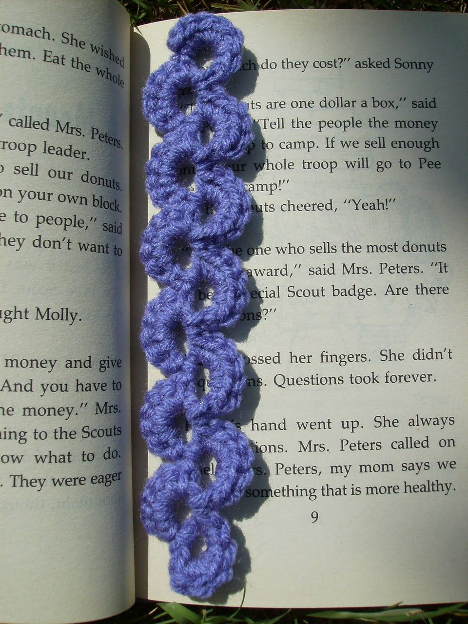 33 Crochet Bookmarks - The Funky Stitch