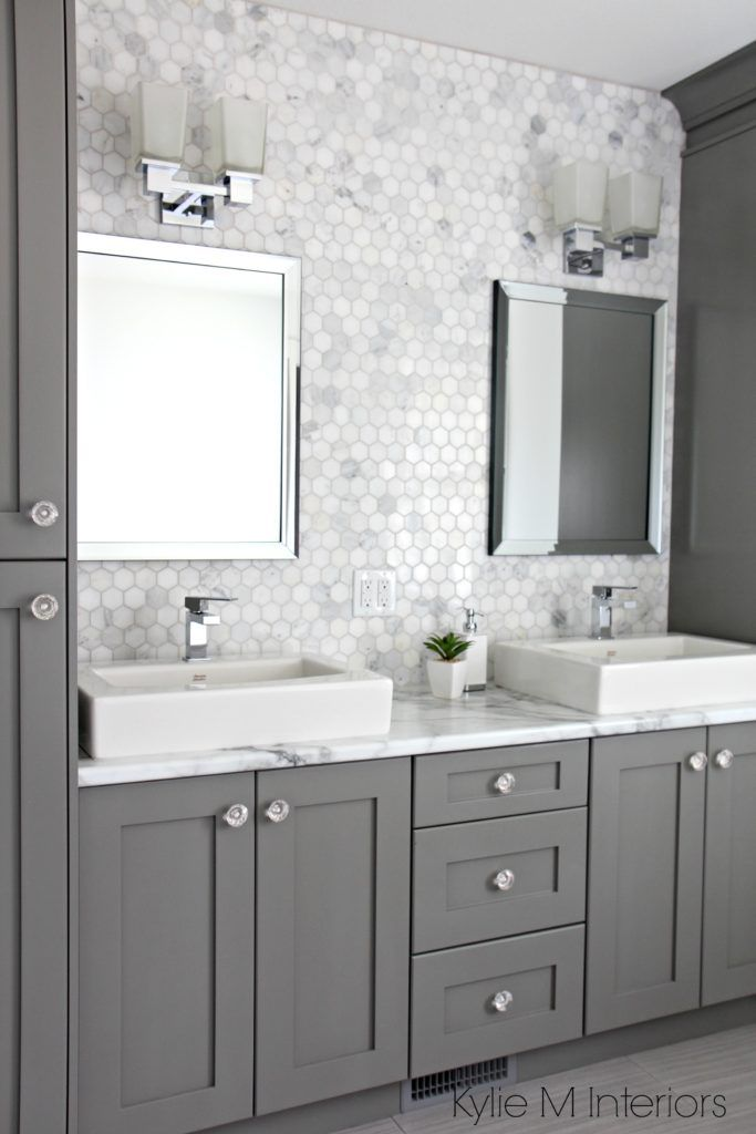 bathroom cabinets grey 25 beautiful gray bathrooms 10372