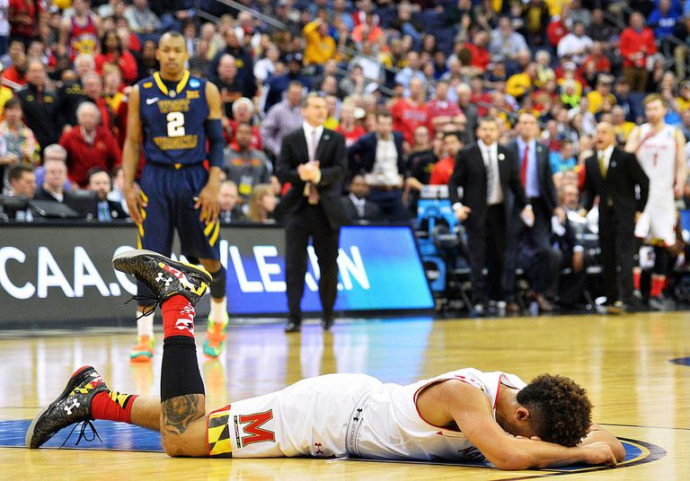 College Basketball Injury