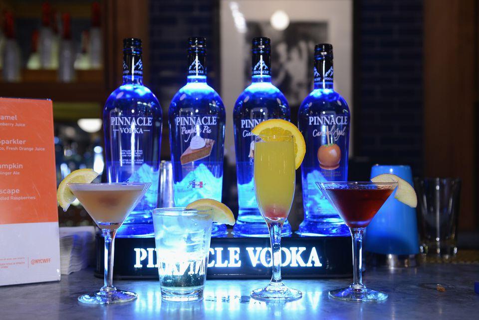Pinnacle Flavored Dessert Vodkas