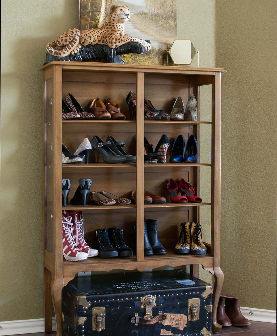 The Best Diy Shoe Storage Ideas