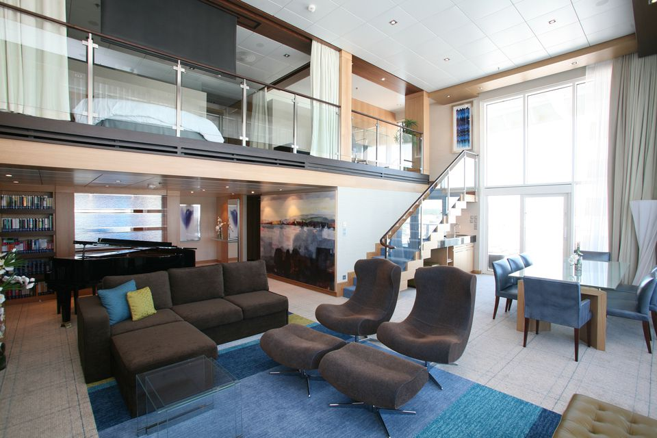 Allure of the seas cabins and suites for Royal caribbean solo cabins