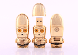 C-3PO USB Flash Drive from MimoBot