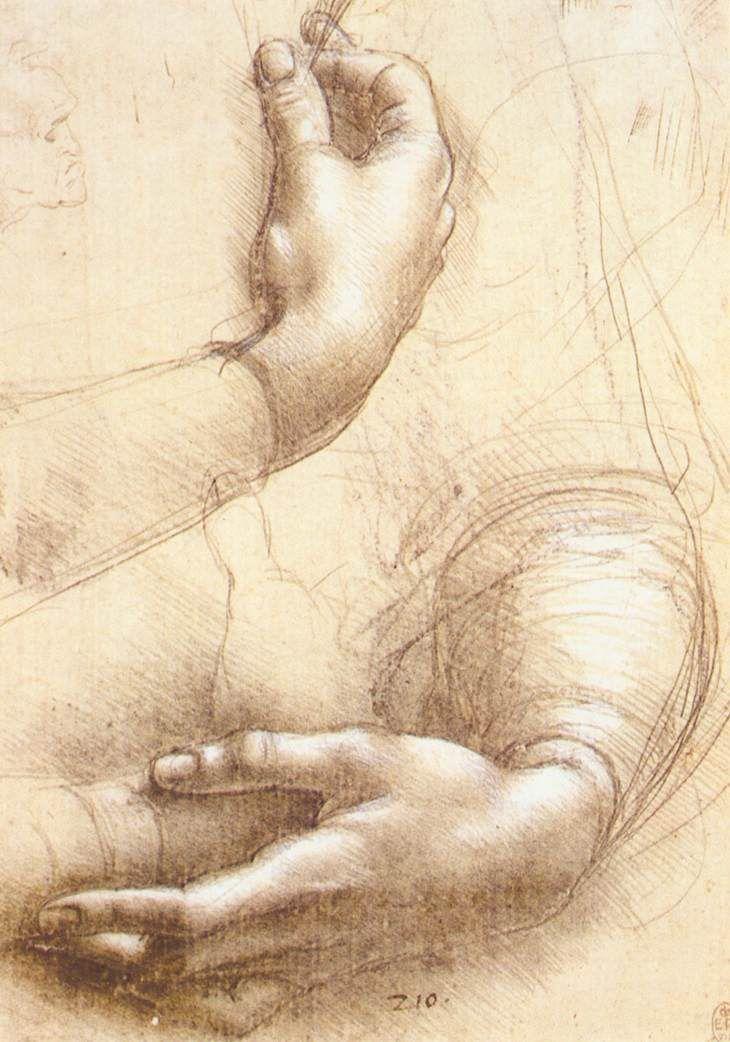 Da Vinci Sketches
