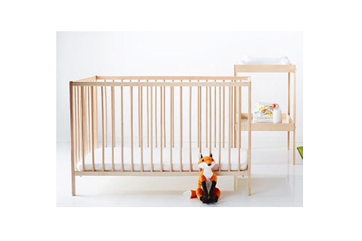 Ikea Sniglar Crib Review - Is a $70 Crib Sturdy?