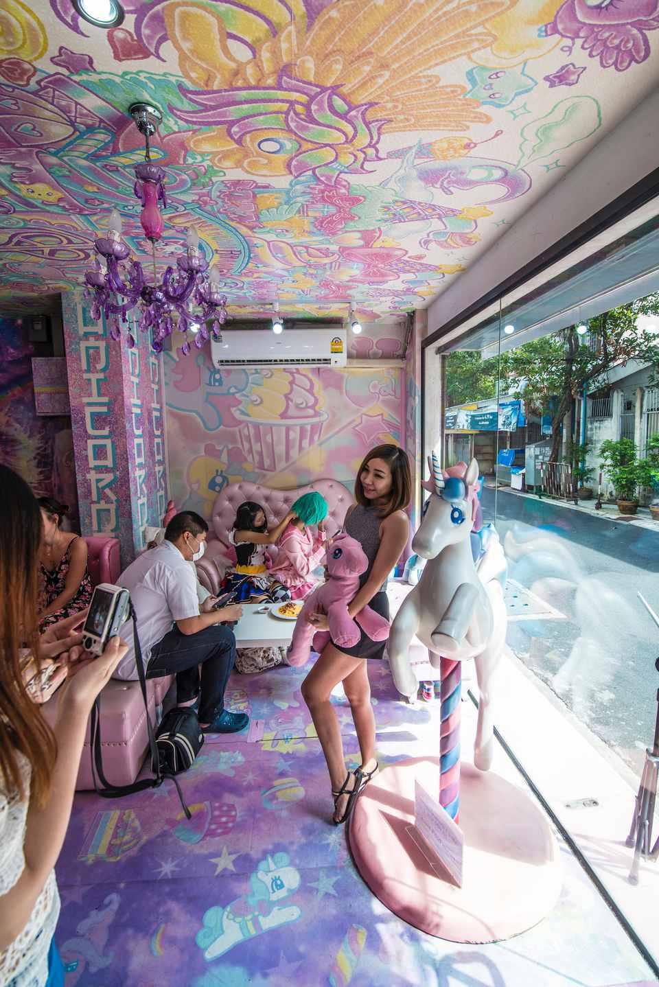 Bangkok Unicorn Café