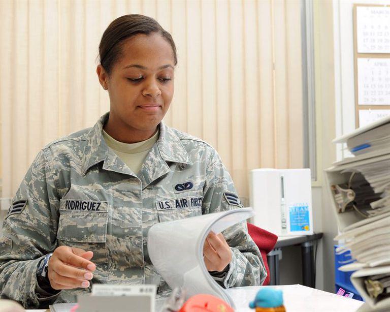 Senior Airman Victoria Rodriguez, 374th Civil Engineer Squadron