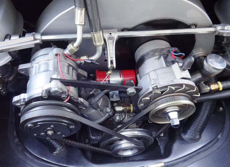 Classic Car Alternator