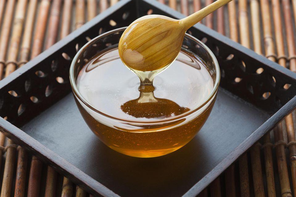 Honey for Honey Mustard Dressing