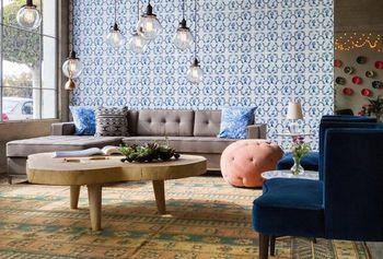 Make a stunning diy sunburst mirror for B q living room mirrors