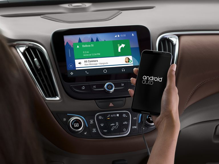 Android Auto Puts Google Maps And More On Your Dash