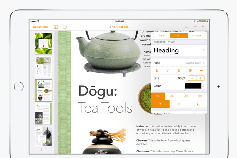 What is iWork for iPad? A Look at Apple\'s Office Suite