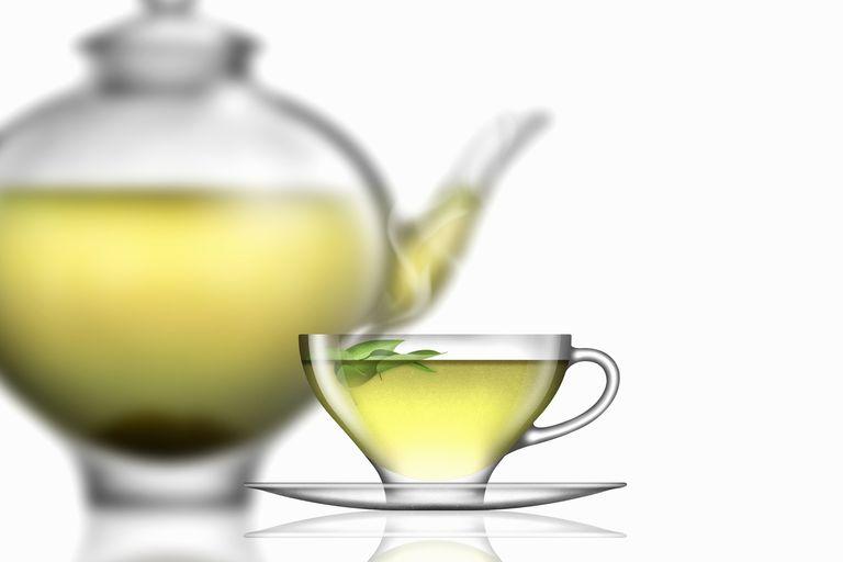 Green tea has many health benefits.