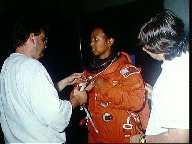 Pictures of Mae Jemison