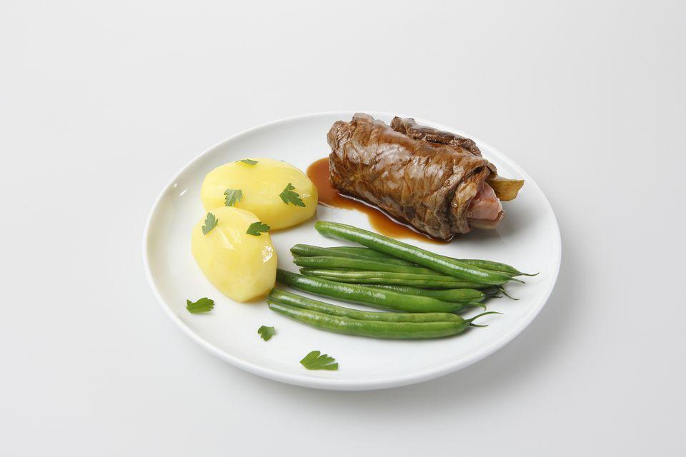 Crockpot Beef Rouladen