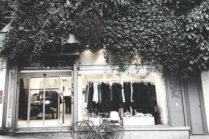 Used clothing store